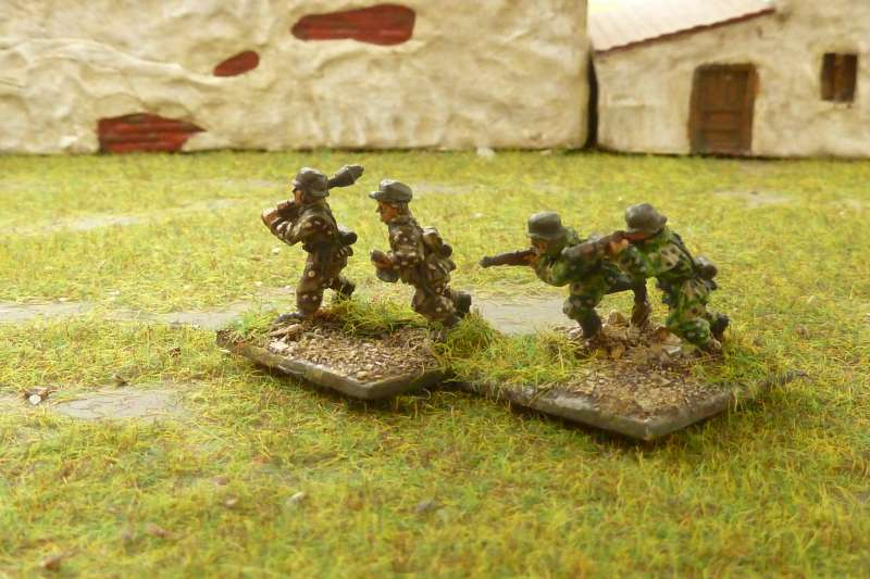 15mm World War Two infantry (Command decision) ready painted by Reinforcements by Post in Bangladesh