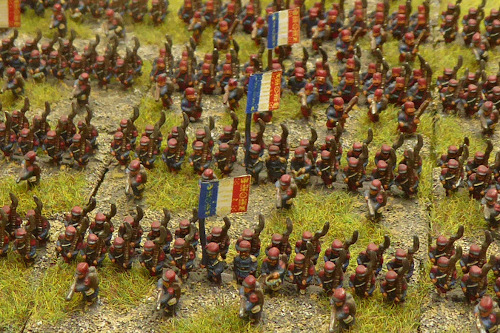6mm Franco-Prussian war forces