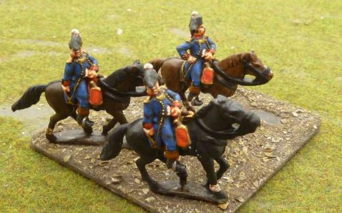 02 French Revolutionary Brigade commanders (M)