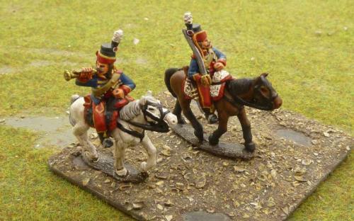 06 French revolutionary 7th Hussars (C)