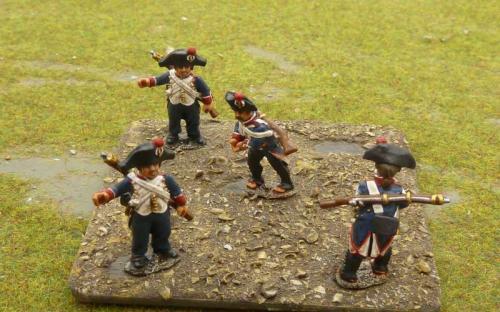 08 French Revolutionary gunners (C)