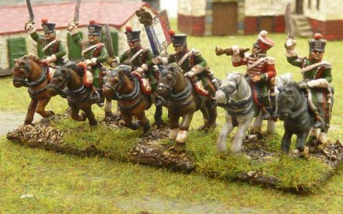 09 French 1st Chasseurs