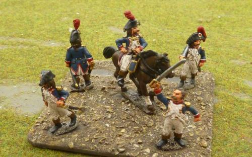 09 French Revolutionary officers (M)