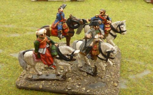 10 Napoleon and escort (M)