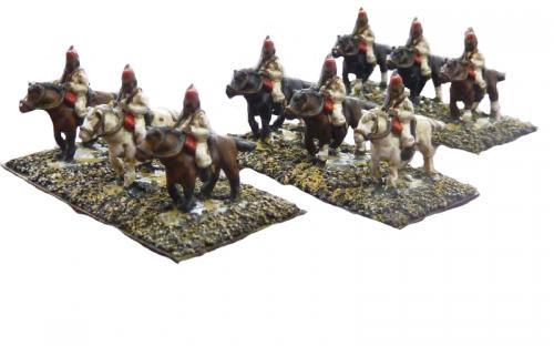 10mm Sudan Egyptian Cavalry