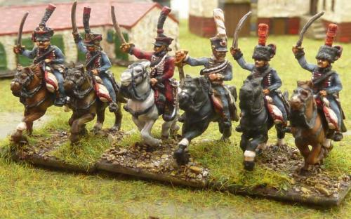 11 French 3rd Hussars