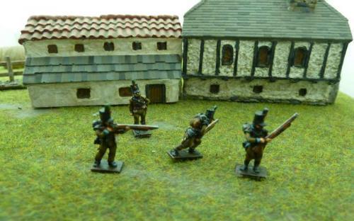 Portuguese 4th Cacadores