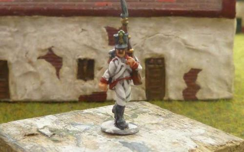 15mm Blue Moon Austrian Napoleonic infantry