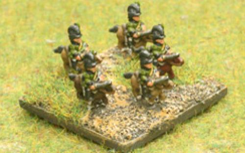 AWI 6mm Rebel Light Cavalry