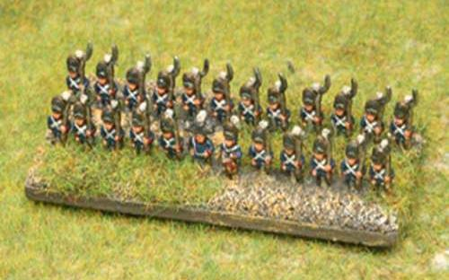 6mm Napoleonic Bavarian infantry