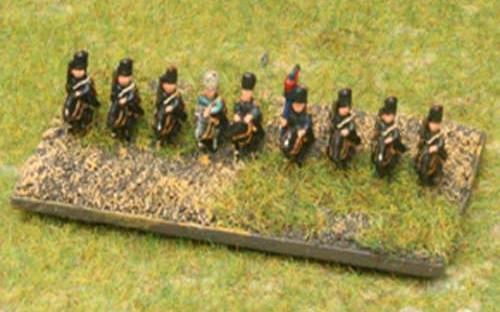 6mm Napoleonic Bavarian Cheveauleger
