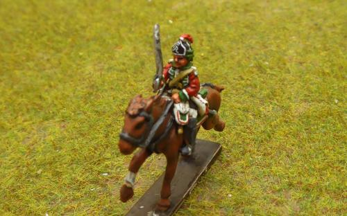 7YW British 15th Lt Dragoons
