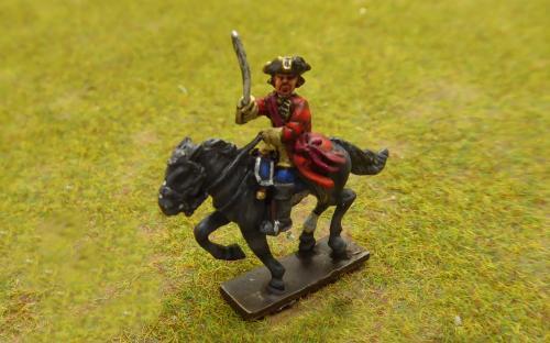 7YW British General