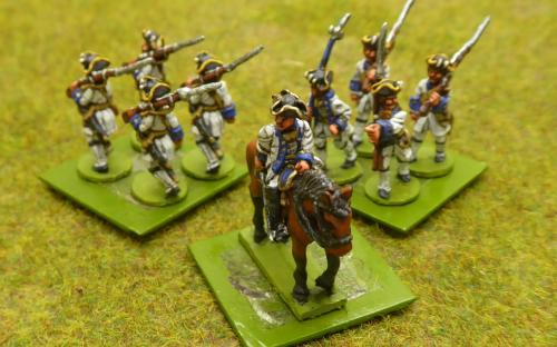 7YW French Vierzet Regiment
