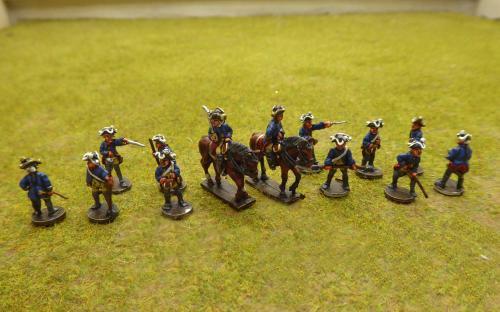 7YW Prussian artillery