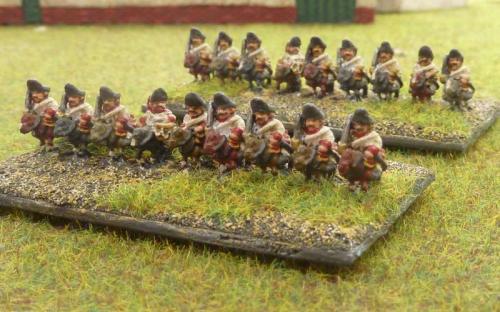 Austrian mounted Grenadiers
