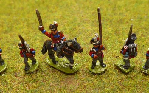 British 1st/51st West Riding Regiment