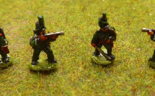 British 2nd/95th Rifles