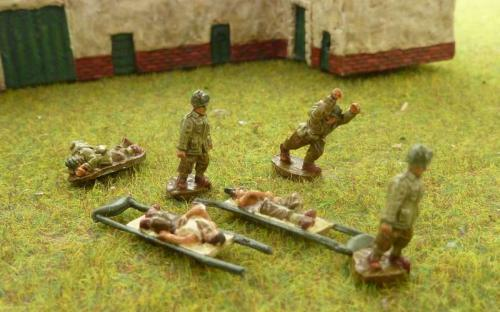 CDAI10 Dead and Wounded (inc stretcher teams)
