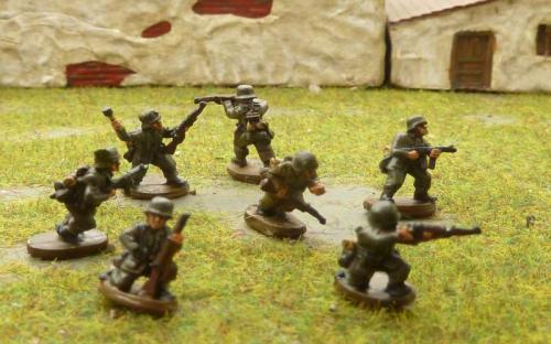CDGI-02 German Infantry