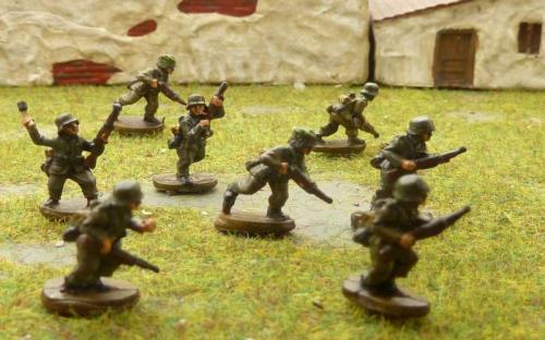 CDGI-03 German Infantry