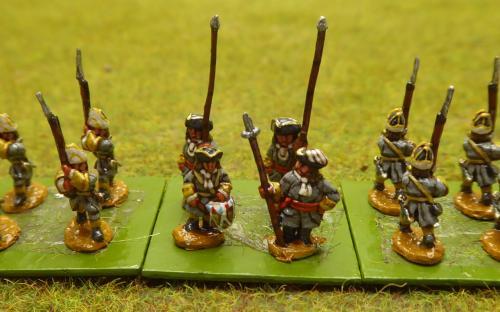 Dutch Regiment RAM