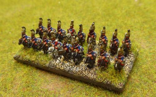 Dutch Belgian Heavy Cavalry