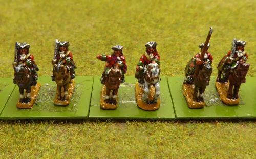 English Cadogan Regiment