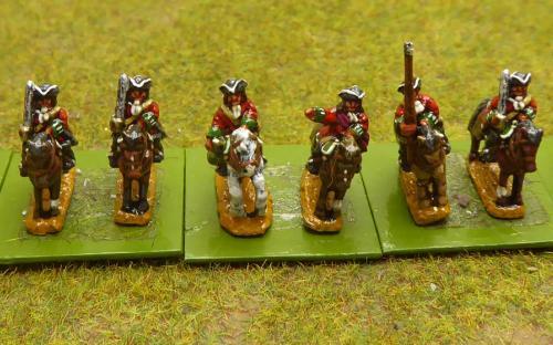 English Woods Dragoon Regiment
