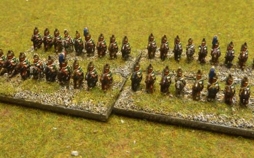Napoleonic French Cuirassier