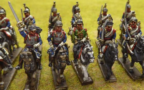 French Cuirassier