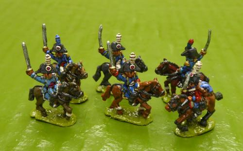 10mm French Generals