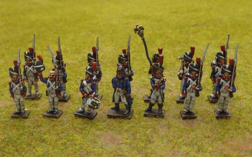 French Guard Grenadiers