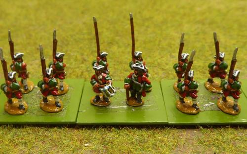 French Lees Regiment