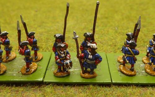 Garde Francaise Regiment