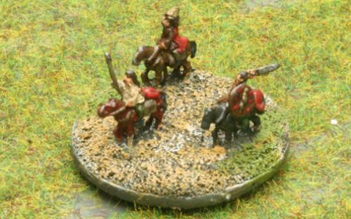Warnaster Ancients British 6mm Generals
