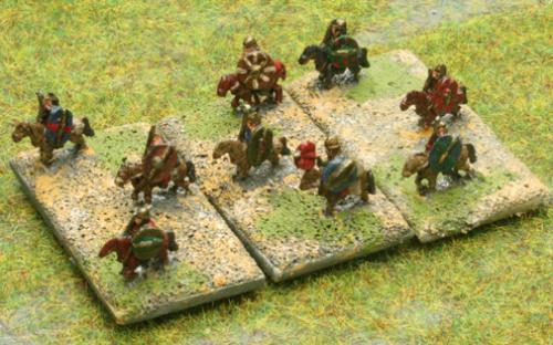 Warnaster Ancients British 6mm Light cavalry