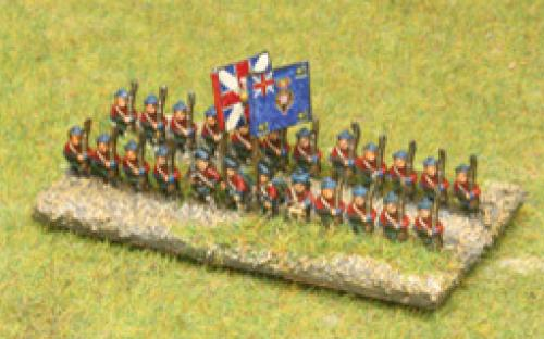 AWI 6mm British line infantry