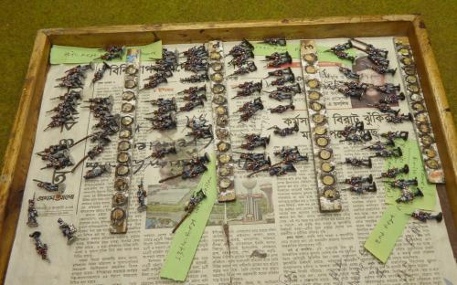 15mm Napoleonic British and Prussians (Blue Moon figures)