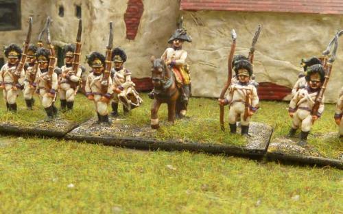 Austrian Grenadier regiment Bissingen