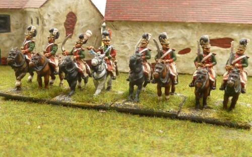 Bavarian Cheveau Leger