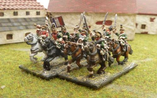 French 2nd Dragoons