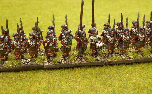 15mm Blue Moon 79th Highlanders (Blue Moon miniatures)