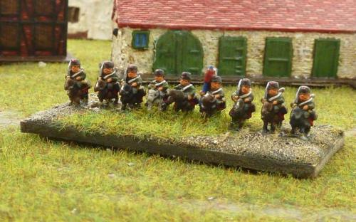 French Chasseurs