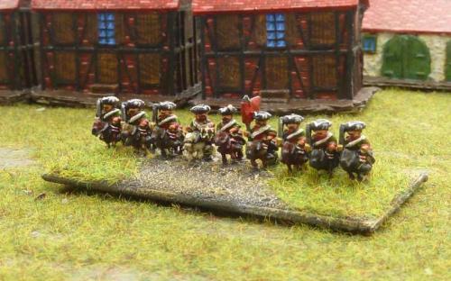 Austrian Dragoons