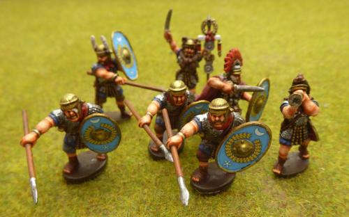 28mm Ancient Roman Auxilia (Warlord Games)