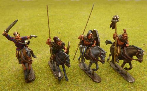 Ancient German Cavalry