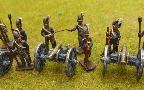 15mm Napoleonic British Horse Artillery