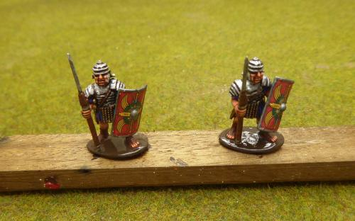 28mm Ancient Imperial Romans (Warlord Games plastics)