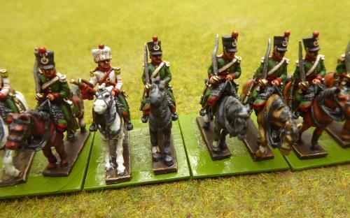 Polish Chasseurs